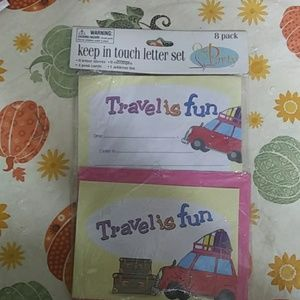 4 FOR $10 TRAVELING STATIONARY FOR KIDS BRAND NEW